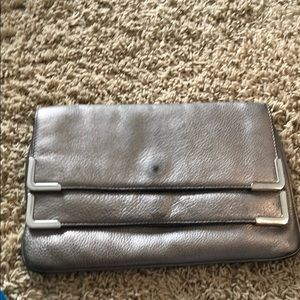 Michael Kors Double pocket Clutch